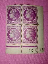 TIMBRE -  POSTZEGELS - FRANKRIJK - FRANCE - 1945 -  679** (F 321)