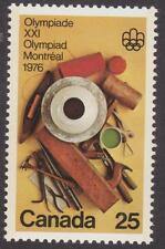 Canada 1976 #685 Olympic Arts and Culture (Handicrafts) MNH