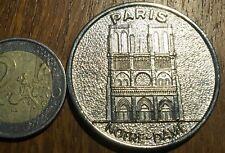 MEDAILLE SOUVENIR NOTRE DAME DE PARIS (576)