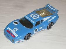 1:40 Matchbox Ferrari 512BB LM Le Mans V12 Racing Car Larger size than 1:43