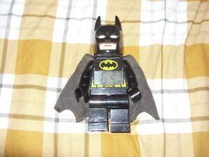 lego batman dc comics clock/alarm 2013. see desc.