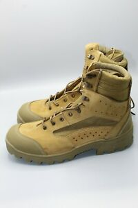 New Hot Weather Combat Hiker Vibram Sole Boots, Made in the USA Size 11R BATES