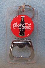 Coca Cola Bottle Opener Keychain, Souvenir, Travel