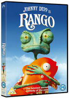 Rango DVD (2011) Johnny Depp