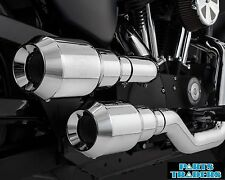 Vance And Hines Exhaust Hi Output Grenades Chrome Victory Octane 2017