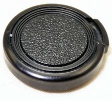 30mm snap on Lens Front Cap  vintage black    Free Shipping USA