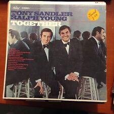 Tony Sandler-Ralph Young-Together-LP-Capitol-Shrink