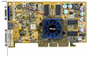 ASUS NVIDIA GEFORCE FX 5600 128MB V9560/128M