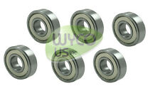 6 SPINDLE DECK BEARINGS FOR SIMPLICITY, LAWNMOWERS, REPL 1705897, 1666292, (Z40)