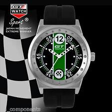 Uhren GT Car (mini,vw,golf,911,cayenne,m,bmw,mercedes,audi,porsche) wristwatch