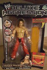 WWE Figurine articulee de 18 cm deluxe - Shawn Michaels