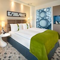 BERLIN 3 Tage 2P im LUXUS Hotel 4* Holiday Inn Berlin City East Side - TOP LAGE