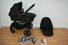 Travel System 2in1 iCandy Strawberry 2 in Black