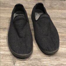 Men's Allbirds Wool Lounger Black 11 excellent