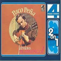 Paco Pe a, Paco Peña - Fabulous Flamenco / Gitarra Flamenca [New CD] D