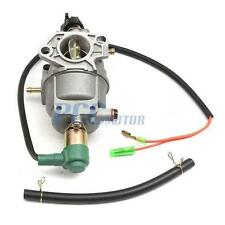 HONDA GX390 13HP Motor Engine Generator Carburetor W/ Solenoid Carb 390 V GCA51
