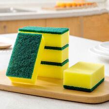 10~20PCS Sponge Eraser Cleaning Pads Dish Washing Stains Removing Kitchen