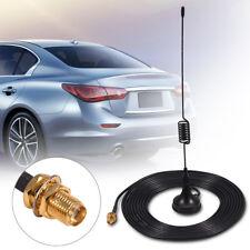3 m Receive Scanner Car Antenna for Uniden Mobile Radio Rideband Magnet Mount
