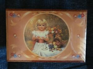 """Vintage Reco Music Box Collection by Sandra Kuck - """"Indian Summer""""-Reco 1987 USA"""