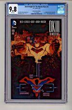 DC's Dark Knight III: Master Race #2 Midtown Murphy Variant CGC 9.8