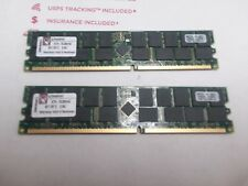Kingston KTH-DL385/4G 4GB set (2) RAM Memory #141