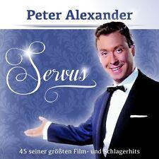 PETER ALEXANDER - SERVUS 2 CD NEU