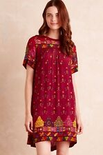 TANVI KEDIA [] Amisha Dress sz xs NWT! Anthropologie Beaded rare LAST ONE!!0 2 4
