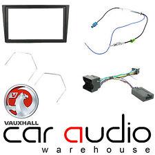 Vauxhall Corsa 2006-09 Car Stereo D/Din Fascia Steering Wheel Interface CTKVX08