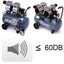 Flüster Kompressor Ölfrei Luftkompressor 25L Schweißen Zahnmedizin Manometer
