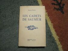 Antoine REDIER: les cadets de Saumur