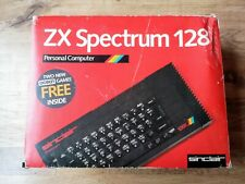 Boxed - Sinclair ZX Spectrum 128K - Toastrack