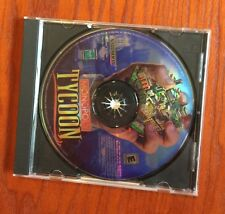 Monopoly Tycoon PC Game Perfect Mint Condition Disc in Jewel Case