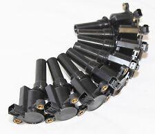 8PCS Ignition Coils for 96-99 Ford Taurus SHO Sedan 4D 3.4LV8 VIN N 5C1126 DG465