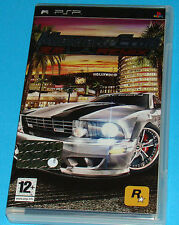 Midnight Club LA Remix - Sony PSP - PAL