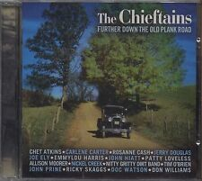 THE CHIEFTAINS - Further Down the old plank road - CD 2003  SIGILLATO SEALED
