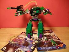 LEGO 6862 Superman vs: Power Armor Lex NO Mini Figures NO Box