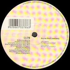 NEON HEIGHTS - Are We Thru? - (Larry Heard Rmxs) - 2001 Glasgow Underground GU78