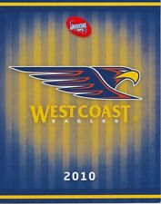 Australia - Sport Afl Calcio West Coast Eagles FC - Sc Nc Nuovo senza Linguella