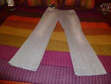 NWT Marina Rinaldi Marina Sport HANDIR 5 pocket Jeans in light grey size 31/22W.