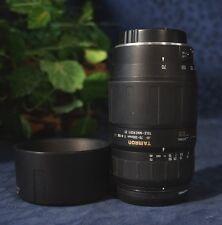 TAMRON AF LD Aspherical 70-300mm Tele-Macro 1:4-5.6 Zoom Lens Canon Af Mount