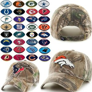 NFL REALTREE™ Camo Relaxed Fit Hat by '47 482588-J