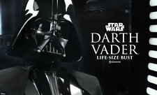 Star Wars Darth Vader Life-Size Bust Sideshow Collectibles