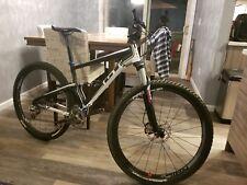 GT Zaskar 9r 29er Carbon Full Suspension Mountain Bike Sram XX Medium Frame Loop