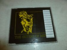 SISTERS OF MERCY - Under The Gun - 1993 UK 3-track CD single