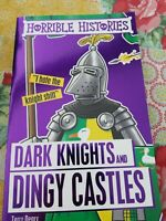 Deary, Terry-Dark Knights And Dingy Castles (UK IMPORT) BOOK NEW