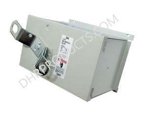ITE SIEMENS BOS14353-J 100 AMP 600 VOLT 3P3W FUSIBLE CLASS J BUS PLUG