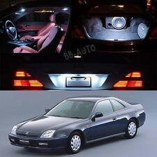 Xenon White LED Light Bulb Interior Package Kit For Honda Prelude 1997-2001 BB6