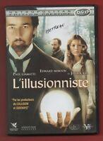 DVD - L'Illusionista Con Paul Giamatti, Edward Norton E Jessica Biel