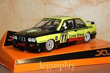 SCX Scalextric Slot Ninco XSLOT 60018 BMW M3 E30 Ninco World Cup 2011