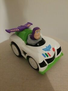Fisher Price Shake N Go Car - Disney Pixar Toy Story Buzz Lightyear - Works